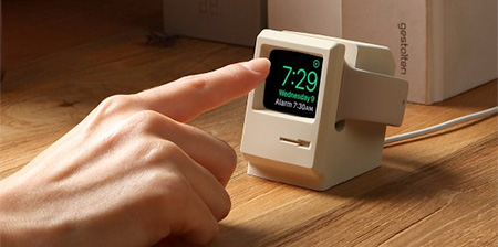 подставка под apple watch