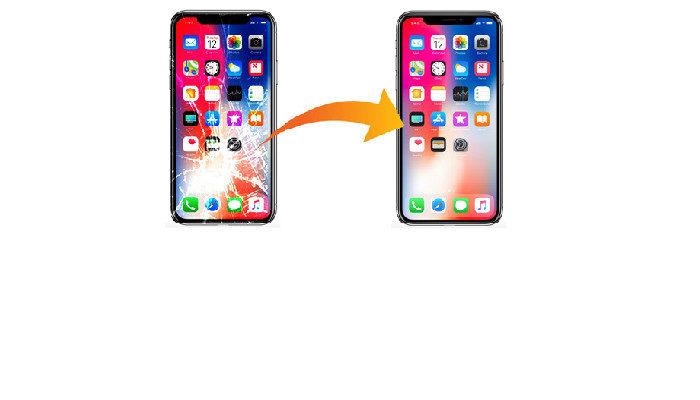 change iphone