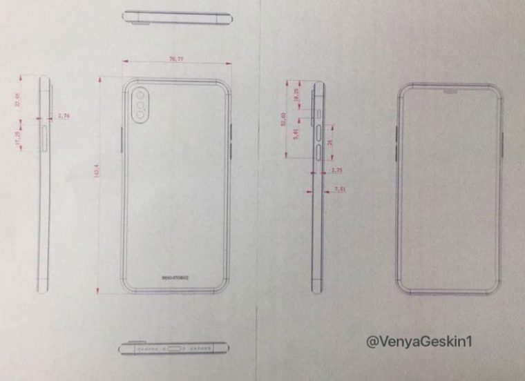 схема iphone 8