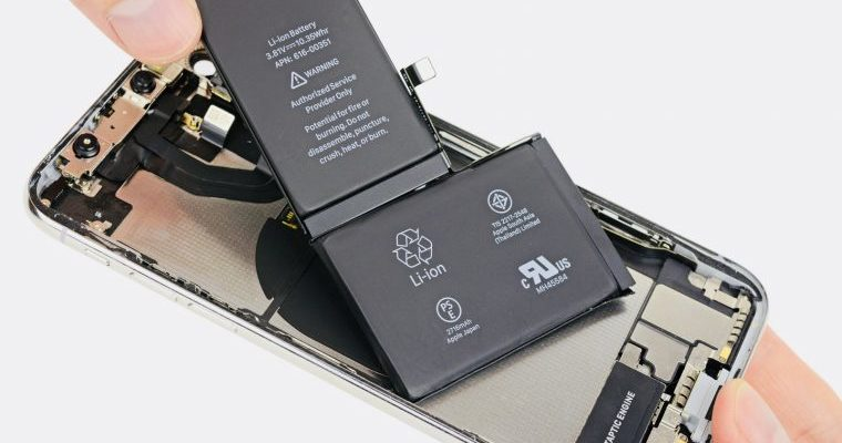 Iphonexbattery