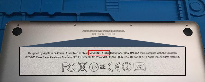 модель macbook pro