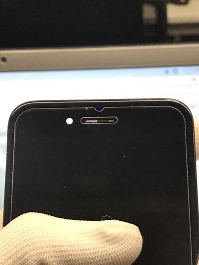 iphone 7 чистые сетки динамика