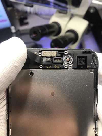 обратная сторона экрана iphone 7